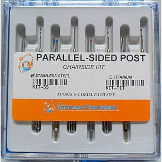 Johnson-Promident Vented Parallel Post Complete Kit
