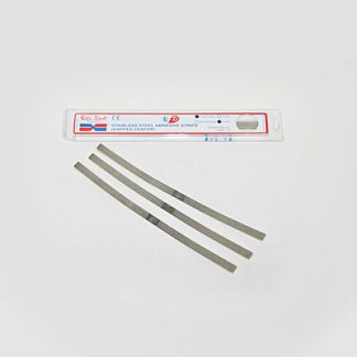 Metal Polishing Finishing Strips (6mm single-sided)