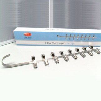 Stainless Steel X-Ray Film Hanger With 16 Clips